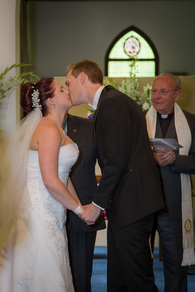 Candice and Tim - Wedding