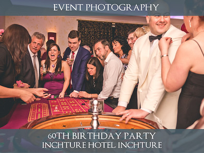 Suzanne & Neil - Inchture Hotel - Event Photography