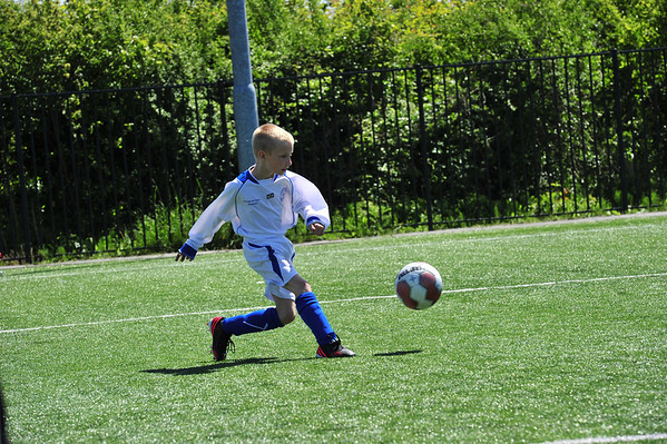Haaglandia F2 - Almere City toernooi 2014