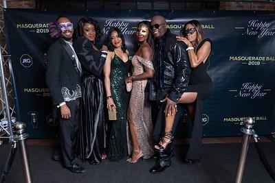 JRG Masquerade Ball 2019