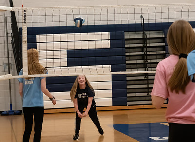 student council volleyball tournament