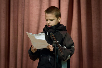 Recitation Contest 2/5/2012