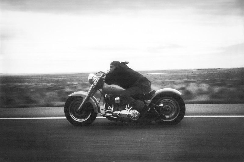Buck Motorcycle-bw.jpg