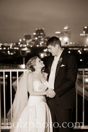 Noelle & Micheal Creative Wedding Photos