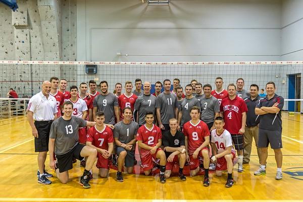 15-09 - RMC Alumni Vball Game