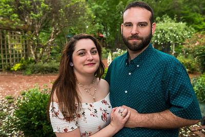 Ashley Colonna & Patrick Swearingen
