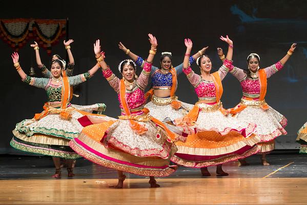 Nrityamala 2015 Part 2   ( Kalanjali School of Dance)