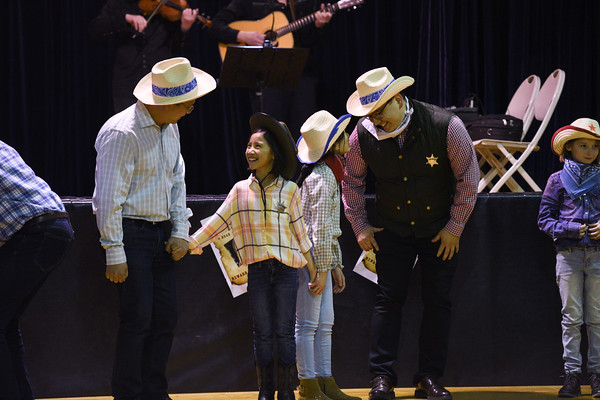 LMS Father/Daughter Square Dance 2019