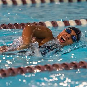 High School Swim Meets