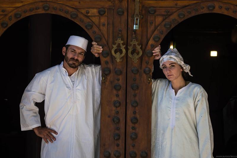 Berber Dress Up