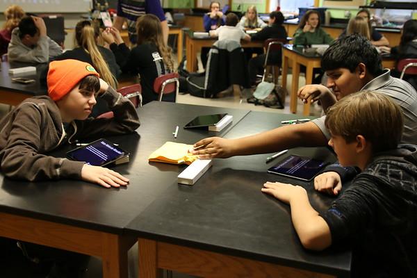 Biology - Eric  Janshego's Class