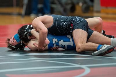 SVHS 2021 Wrestling v S Lehigh