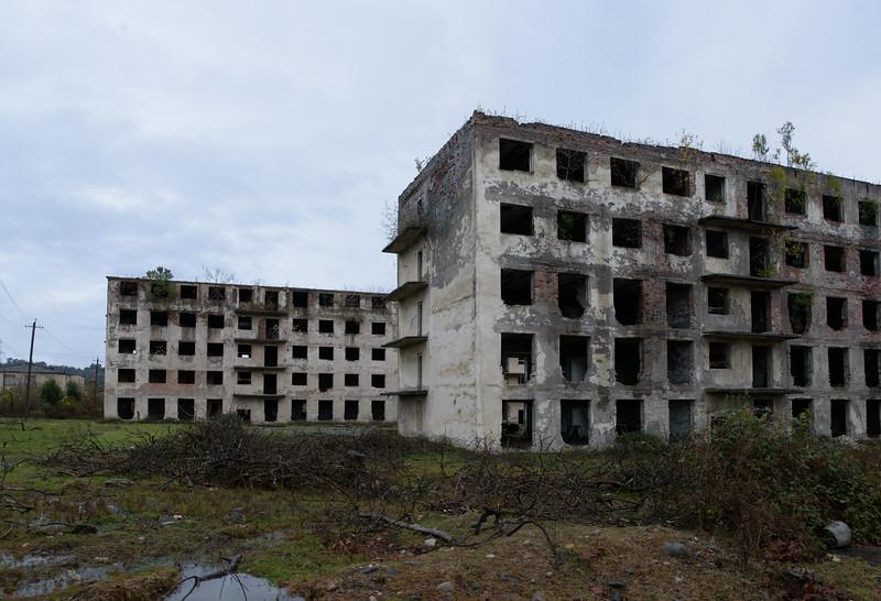Ruins in Gal