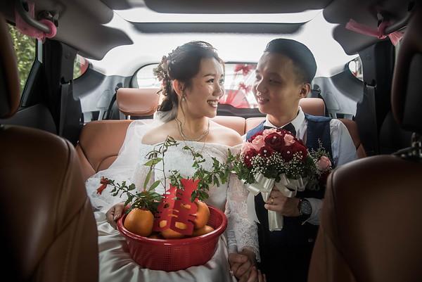 Chut Seong & Wah Hoon