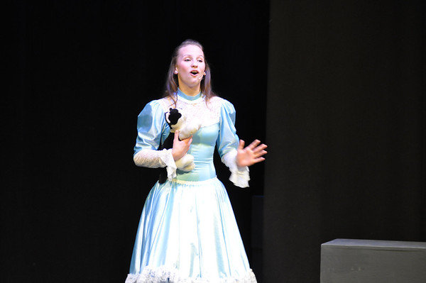 "The Sherman Schoolhouse Company Presents ""Alice In Wonderland"""