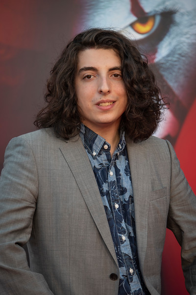 """WESTWOOD, CA - AUGUST 26: Nick Wolfhard attends the Premiere Of Warner Bros. Pictures' """"It Chapter Two"""" at Regency Village Theatre on Monday, August 26, 2019 in Westwood, California. (Photo by Tom Sorensen/Moovieboy Pictures)"""