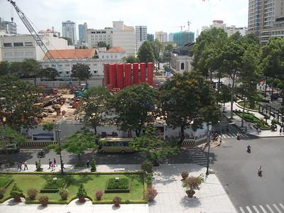 May 16 - Saigon