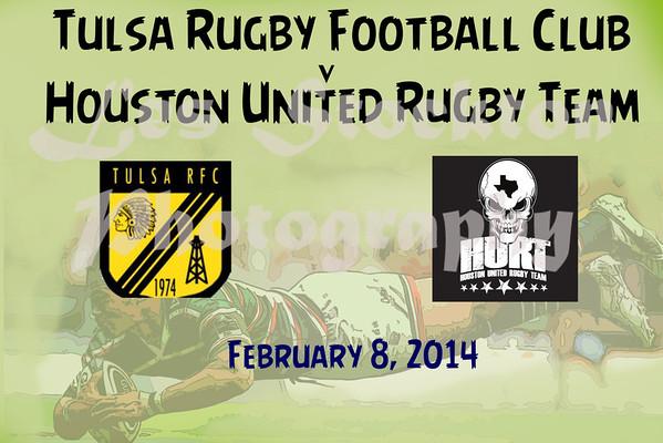 2014.02.08 - Tulsa RFC v Houston United Rugby Team