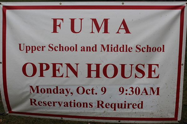 Columbus Day Open House
