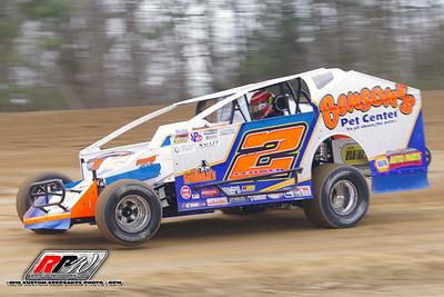 Albany-Saratoga Speedway Practice - 4/12/19 - Kustom Keepsakes