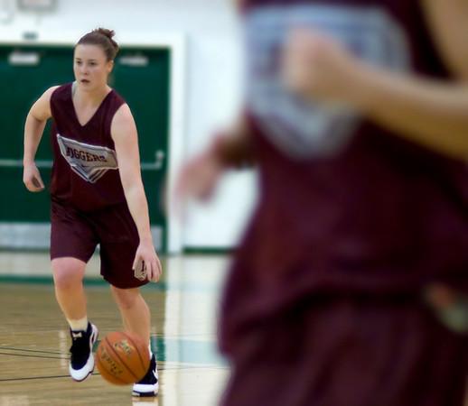 2008 - 2009 Puget Sound Women's Basketball
