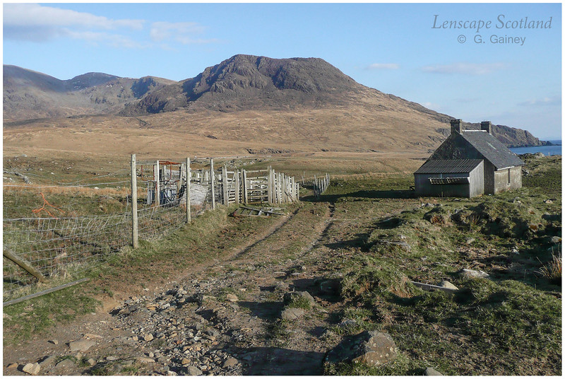Harris - shepherd's cottage