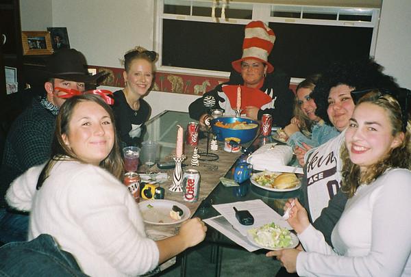 2003-11-1 Costume Party-Zebra St