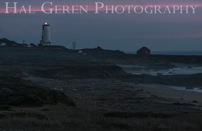 Piedras Blancas Lighthouse Big Sur, California 1401BS-PBL1