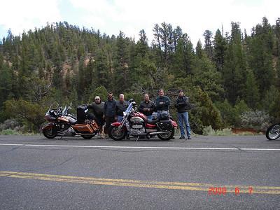 June 2008 Motorcycle Trip
