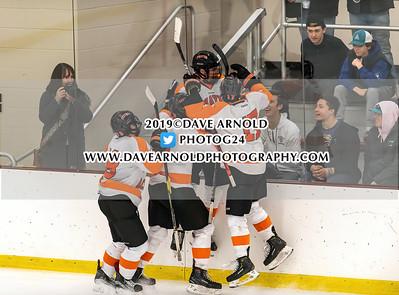 12/7/2019 - Boys Varsity Hockey - Thayer vs Governor's Academy