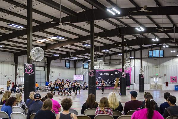 LBD vs South Shore Roller Girls 2015-9-29