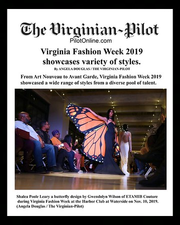 Virginia Fashion Week 2019