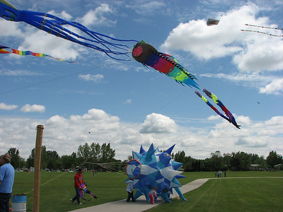 16th Jamestown Kite Festival