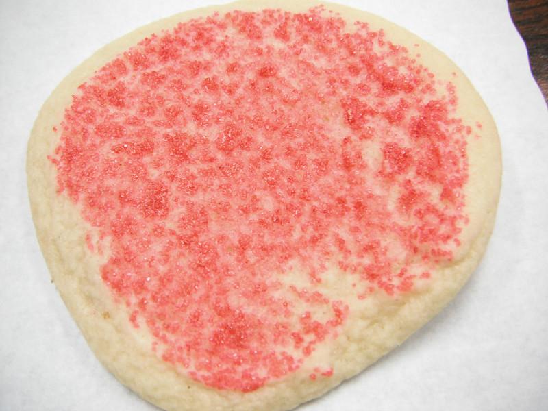 Valentine Sugar Cookie....  http://www.joyofbaking.com/ValentinesSugarCookie.html  more... http://salphotobiz.smugmug.com/Food/Desserts/23763603_T5D94X#!i=2366908343&k=JHn6kXs