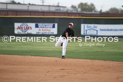 La Porte Varsity Baseball vs Pearland 3/23/2010