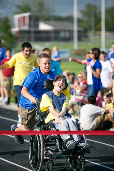 Mt Maghonany Stake Special Olympics