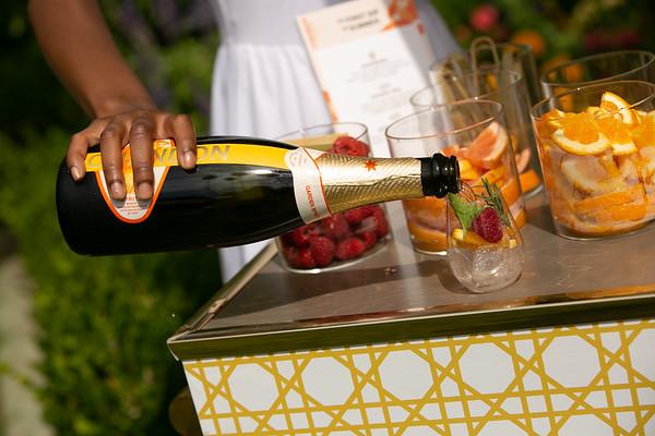Chandon Garden Spritz Tasting San Diego 07.17.21