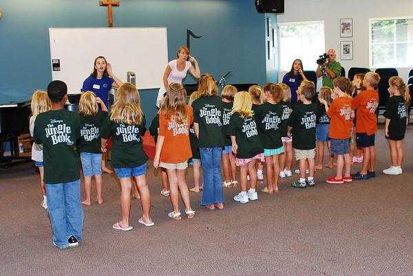 Children's Music Week - Jungle Book Kids