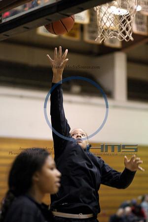 Radford Girls Basketball - Mil 1-22-14