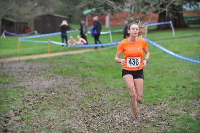 Under 15 Girls - Hants X/C Championships