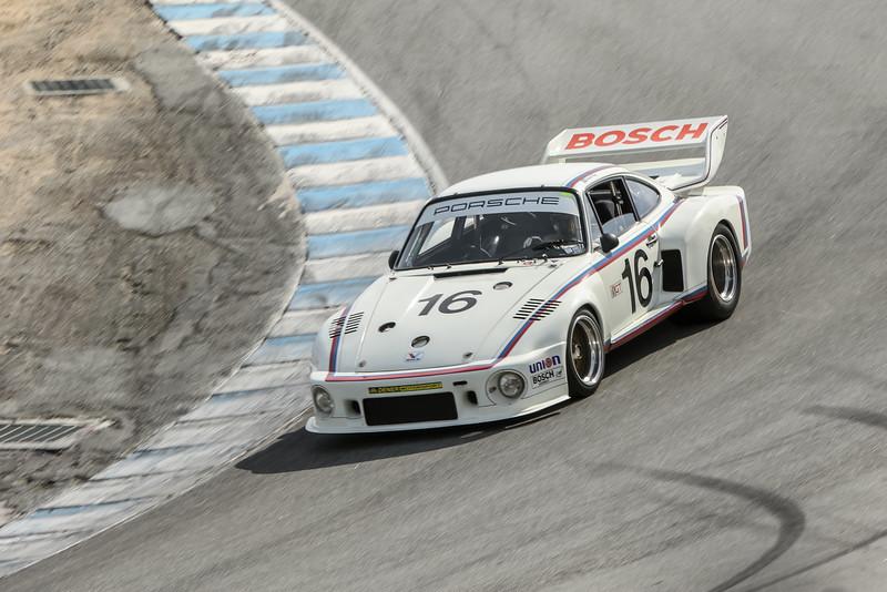 Dener Jorge Pires, 1977 Porsche 934.5