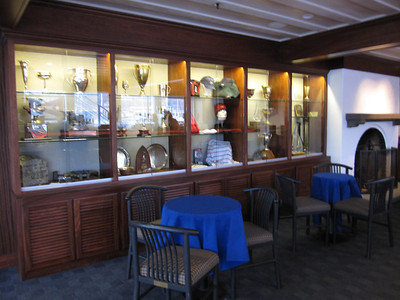 Bar and Dining Room Reconstruction
