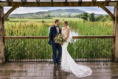 Nathan & Laura's wedding