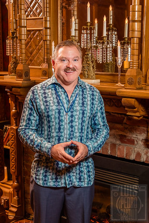 James Van Praagh at The Winchester Mystery House