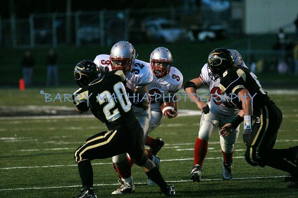 Lawson Football vs Cameron Varsity 07 2nd half