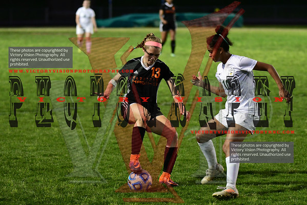 Hayfield @ Woodbridge Varsity Girls Soccer 5-23-18 | VHSL 6A Regional Playoffs 1st Round