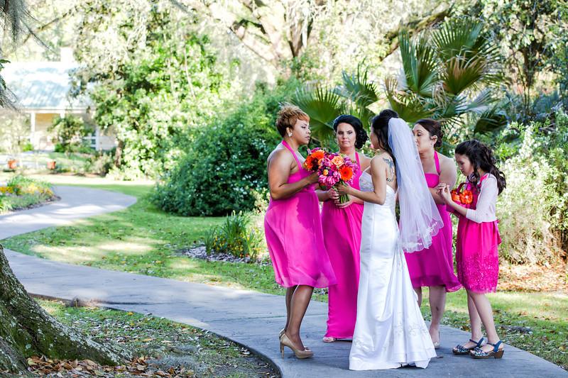 Stacie and Jarrod's Wedding Day