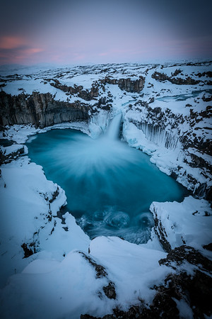 Iceland in Winter, 2019