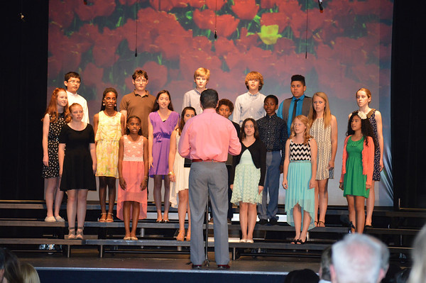 Middle and Upper School Choir Concert