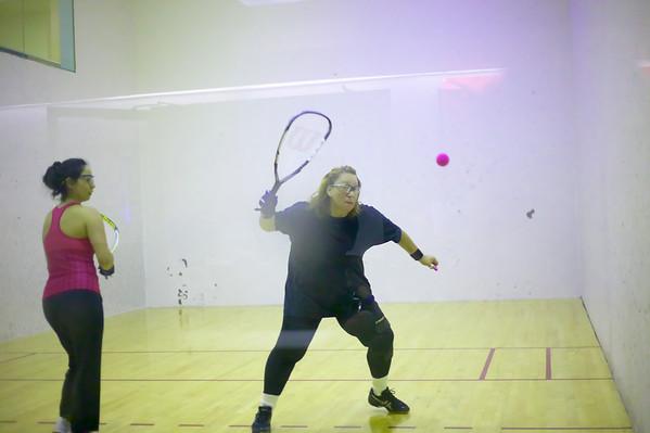 Women's Racquetball Tournament - 08/2010